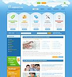 Kit graphique communication 24887 it soutenir entreprise