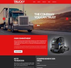Transportation | Template Shop