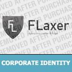 Corporate Identity Template 24956