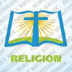 Religious Logo  Template 24971