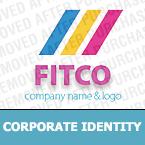 Sport Corporate Identity Template 25016