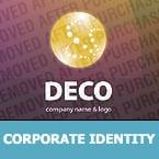 Corporate Identity Template 25018