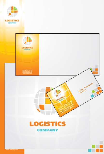 Corporate Identity 25029 Screenshot