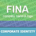 Corporate Identity Template 25031