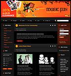 Kit graphique musique 25051