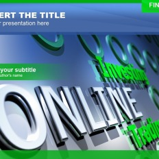 Investment company powerpoint templates investment company toneelgroepblik Image collections