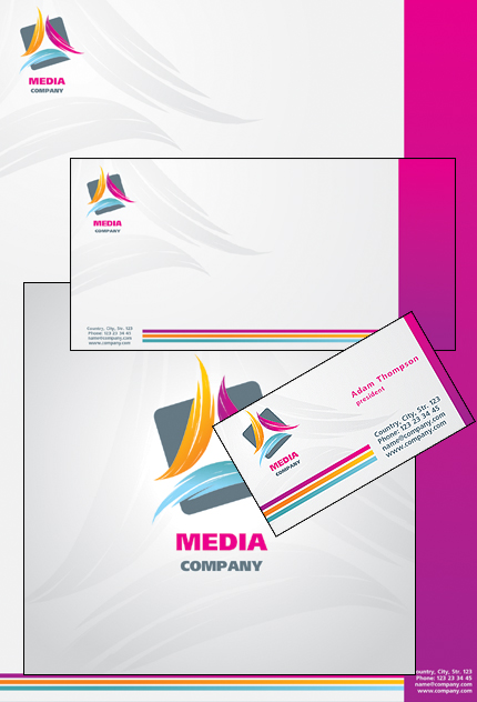 Corporate Identity preview