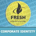 Corporate Identity Template 25152