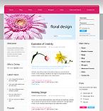 Kit graphique fleurs 25225