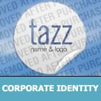 Corporate Identity Template 25294