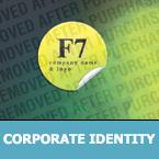 Corporate Identity Template 25402