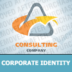 Corporate Identity Template 25407