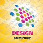 Web design Logo  Template 25416