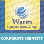 Corporate Identity Template 25425