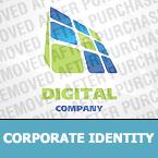 Corporate Identity Template 25485