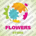 Kit graphique fleurs 25502