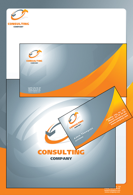 Corporate Identity 25586 Screenshot