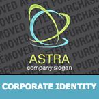 Corporate Identity Template 25589