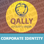 Corporate Identity Template 25591