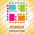 Media Logo  Template 25593