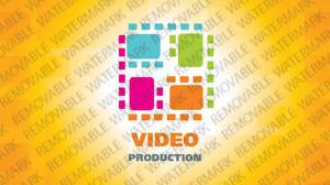 Video Lab Logo Template vlogo