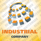 Kit graphique industrie 25646