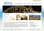 Hotels PSD  Template 25688