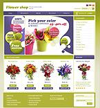 Kit graphique fleurs 25747