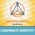 Corporate Identity Template 25772