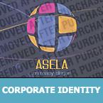Corporate Identity Template 25774