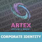 Corporate Identity Template 25776