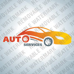Cars Logo  Template 25779