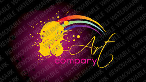 Art Studio Logo Template vlogo