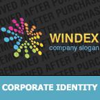 Corporate Identity Template 25842