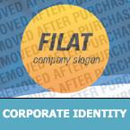 Corporate Identity Template 25843