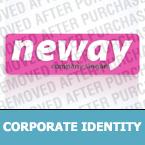 Corporate Identity Template 25844