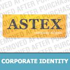 Corporate Identity Template 25845