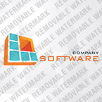 Software Logo  Template 25939