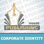 Books Corporate Identity Template 25984