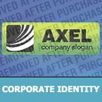 Corporate Identity Template 25985