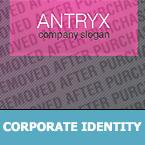 Corporate Identity Template 25987