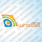 Communications Logo  Template 25993