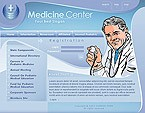 denver style site graphic designs medicine doctor hospital pediatric illness health cure medical