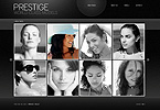 Beauty Flash CMS  Template 26035