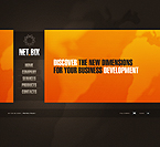 XML Flash CMS  Template 26038