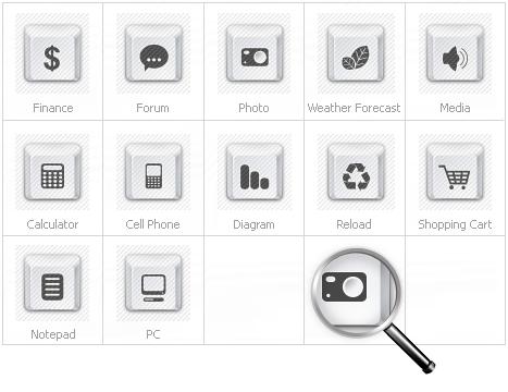 Icon Set Template 26139 Screenshots