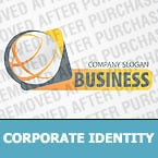 Corporate Identity Template 26220