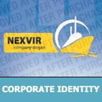 Sport Corporate Identity Template 26291