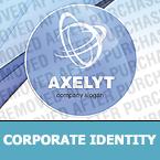 Corporate Identity Template 26292