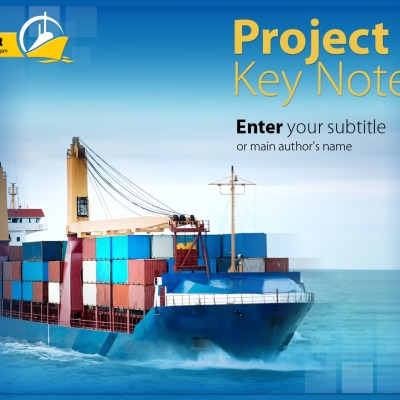 Maritime Powerpoint Template 26283